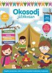 Okosodj játékosan 8-9 éveseknek - Készségfejlesztő könyv