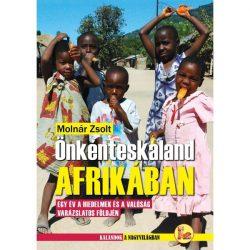 ÖNKÉNTESKALAND AFRIKÁBAN útikönyv