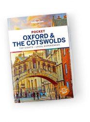 Pocket Guide Oxford & the Cotswolds Lonely Planet útikönyv