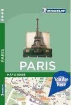 Paris Map@Guide - You Are Here - térképes útikönyv