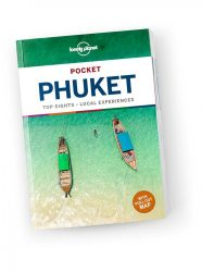 Pocket Guide Phuket -  Lonely Planet útikönyv