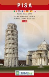Pisa várostérkép