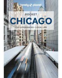 Pocket guide Chicago - Lonely Planet útikönyv