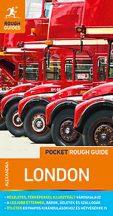 London útikönyv (MAGYAR NYELVŰ) - Térképmelléklettel - Pocket Rough Guides 2019