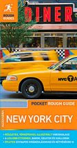 New York City útikönyv (MAGYAR NYELVŰ) - Térképmelléklettel - Pocket Rough Guides 2019
