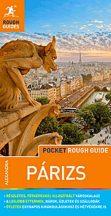 Párizs útikönyv (MAGYAR NYELVŰ) - Térképmelléklettel - Pocket Rough Guides 2019