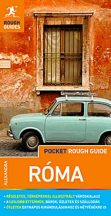 Róma útikönyv (MAGYAR NYELVŰ) - Térképmelléklettel - Pocket Rough Guides 2019