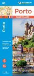 Porto várostérkép - Michelin 85