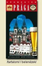 Sörmentén Prága útikönyv - KIÁRUSÍTÁS