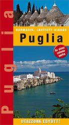 Puglia tartomány útikönyv ÚJ!