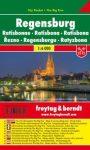 Regensburg City Pocket várostérkép