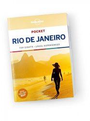 Pocket Rio de Janeiro Lonely Planet útikönyv