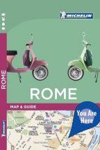 Roma Map@Guide - You Are Here - térképes útikönyv