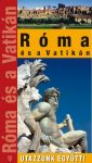 Róma és a Vatikán útikönyv