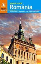 Románia útikönyv (MAGYAR NYELVŰ) - Térképmelléklettel - Pocket Rough Guides 2019