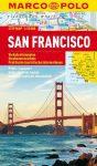 San Francisco - laminált várostérkép