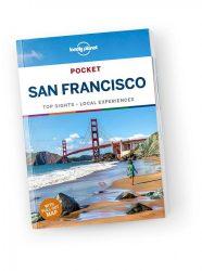 Pocket San Francisco Lonely Planet útikönyv