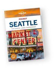 Pocket Guide Seattle - Lonely Planet útikönyv