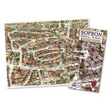 Sopron látványtérképen