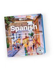 Spanish Phrasebook & Audio CD - Lonely Planet