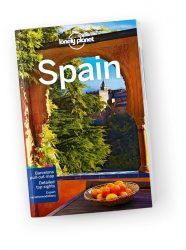 Spain travel guide - Spanyolország Lonely Planet útikönyv