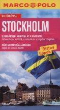 Stockholm- Marco Polo útikönyv
