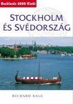 Stockholm és Svédország útikönyv