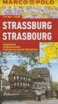 Strassburg térkép