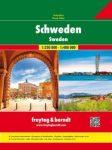 Svédország atlasz