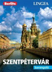 Szentpétervár barangoló útikönyv
