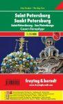Szentpétervár City Pocket - város térkép