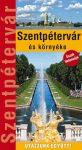 Szentpétervár és környéke útikönyv 2018