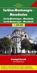 Szerbia, Montenegró, Macedónia, Koszovó