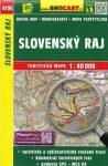 Szlovák Paradicsom turistatérkép - 474