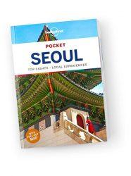 Pocket Seoul Lonely Planet - Szöul útikönyv