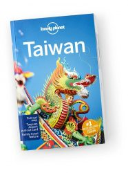 Taiwan travel guide - Tajvan Lonely Planet útikönyv