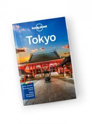Tokyo city guide - Tokió Lonely Planet útikönyv