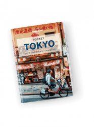Pocket guide Tokyo - Tokió Lonely Planet útikönyv