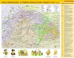 A török hódoltság Magyarországon I. (1526-1600) 140*100 cm - laminált, faléces