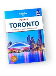 Pocket guide Toronto - Lonely Planet útikönyv
