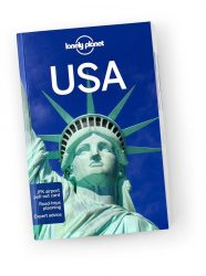 USA travel guide Lonely Planet útikönyv