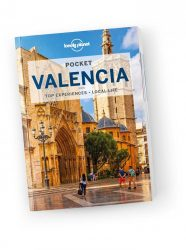 Valencia útikönyv 2017 - Valencia Pocket - Lonely Planet