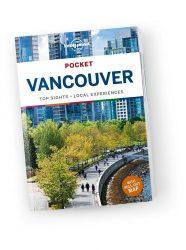 Pocket guide Vancouver - Lonely Planet útikönyv