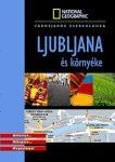 Ljubljana és környéke - útikönyv