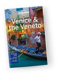 Venice & the Veneto city guide - Velence és Veneto Lonely Planet útikönyv