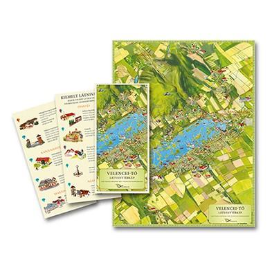 magyarország térkép velence Velencei tó látványtérképen   A Lurdy Ház Térképbolt,Tel:456 05 61  magyarország térkép velence