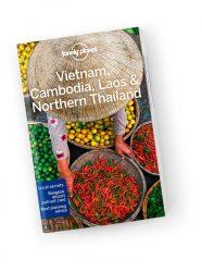 Vietnam, Laosz, Kambodzsa, Észak-Thaiföld útikönyv 2017 - Vietnam, Cambodia, Laos & Northern Thailand travel guide Lonely Planet