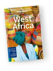Nyugat-Afrika útikönyv 2017 - West Africa travel guide - Lonely Planet