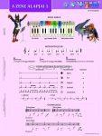 A zene alapjai 1. +  munkaoldal  FIXI-tanulói munkalap
